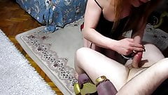 Turkish Shemale Travesti Buse Naz ARICAN - ESEK SIPASI