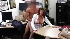 PAWG Doggystyle Office