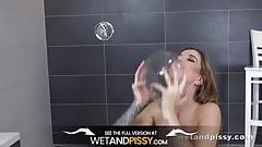 Wetandpissy - The Piss Shower - Piss Drinking