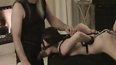 Amusing amateur bdsm home real not