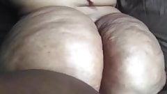 Thick Black BBW Ass