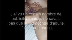 French brunette I found on the internet sucking dick and rid