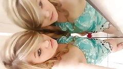 Selfie Sluts - Dressing Room Games - Christos104.mp4