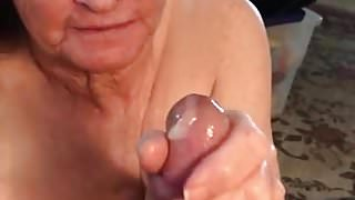 Grandma keeps ii cumming