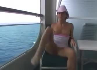 Cleared Girls cruise ship sex prompt reply