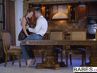 Preview 2 of Babes - Cater to You  starring  Blue Angel and Kai Taylor cl