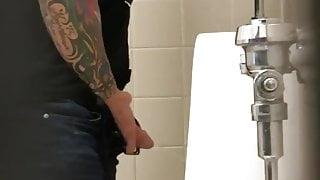 spy cam urinal big cock