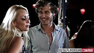 DigitalPlayground - Aaliyah Love Michael Vegas - Make My Wif
