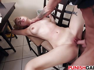 Teen Lilli Dixon Learns Respect
