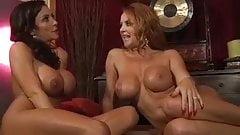 Horny Lesbian Milfs Playing