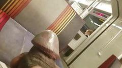 Public Black Dickflash