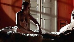 Toni Collette Sexy Massage In Eight And A Half Women Scandal