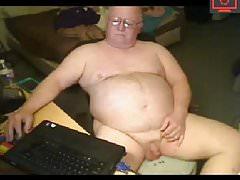 horny grandpa on cam