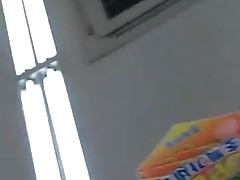 lungkondoi upskirt girl no underwear