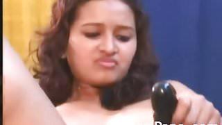 Big Black Dildo Fucking Juicy Indian Teen