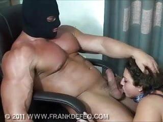 Blowing Frank Defeo
