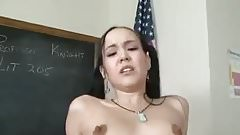 STP1 Tiny Teen Gives Teacher Her Tight Ass !
