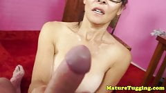 Spex cougar jerking and tifucking