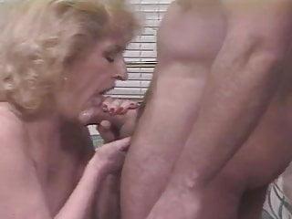 Grandma In Woodyland-1
