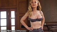 DevilsFilm Mature Nina Hartley Enjoys Her Grandsons Friend