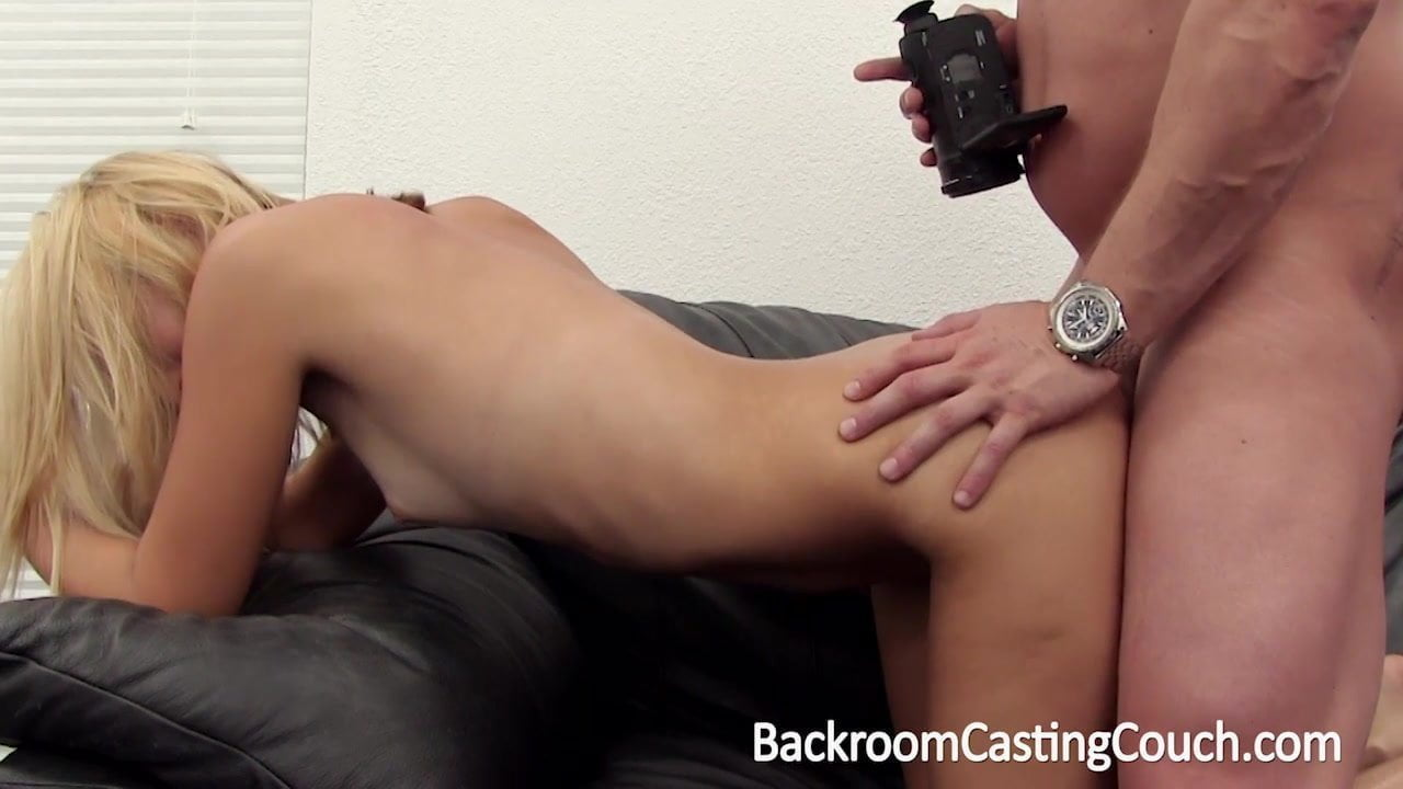 Backroom Casting Couch Skinny