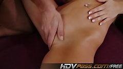 Sexi Blonde Vanessa Jordin Fuck a Huge Cock