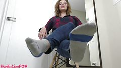 Buy socks pov