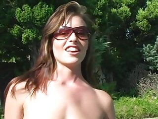 Ginger Jolie JOI By The Pool