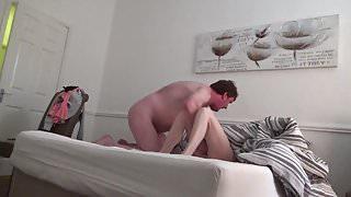 quick fuck in a hotel british hidden cam