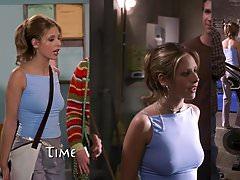 Sarah Michelle Gellar - BuffyHD remastered