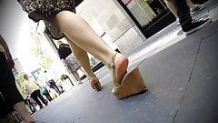 Candid Slingback Heels