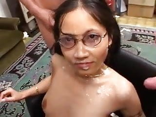 online free videos bukkake Asian
