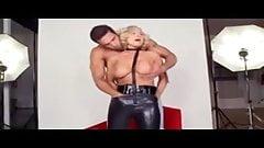 Gilf katia seduces muscle man