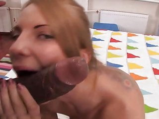 Sexy doa nide girls - Sexy russian girl enjoying a big black cock