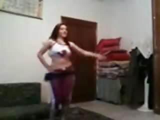 Hot Arab Girl Dancing 025