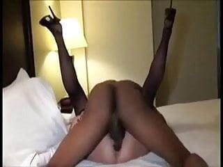 Sexy Mature Lady Analized By A BBC