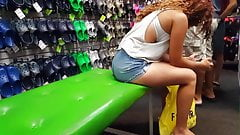 TEEN IN A STORE 10
