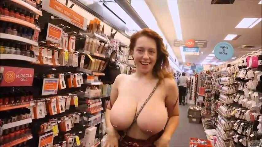 Flashing tits body paint gif and videos