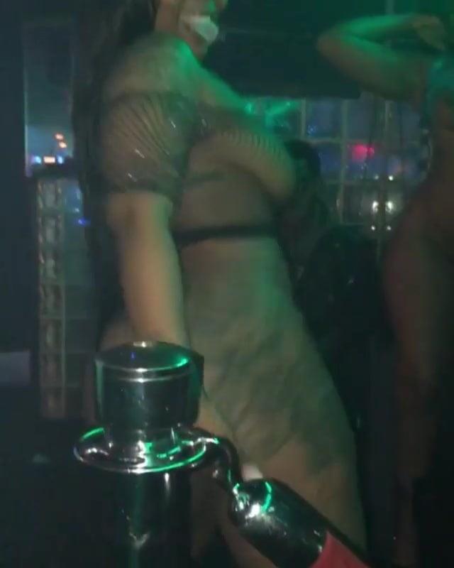Diamonds cabaret strip club