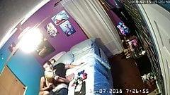 Hidden cameras. Blow job