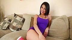 Gorgeous latina girl