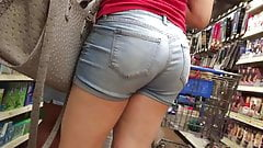 Slim Nice Ass Denim Shorts