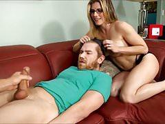bi orgy hunks get blowjobs