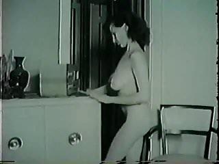 Donna Mae ''Busty'' Brown - Radio Repair (c.1950's)