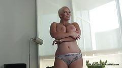 Eat a hot sticky load of cum for me CEI