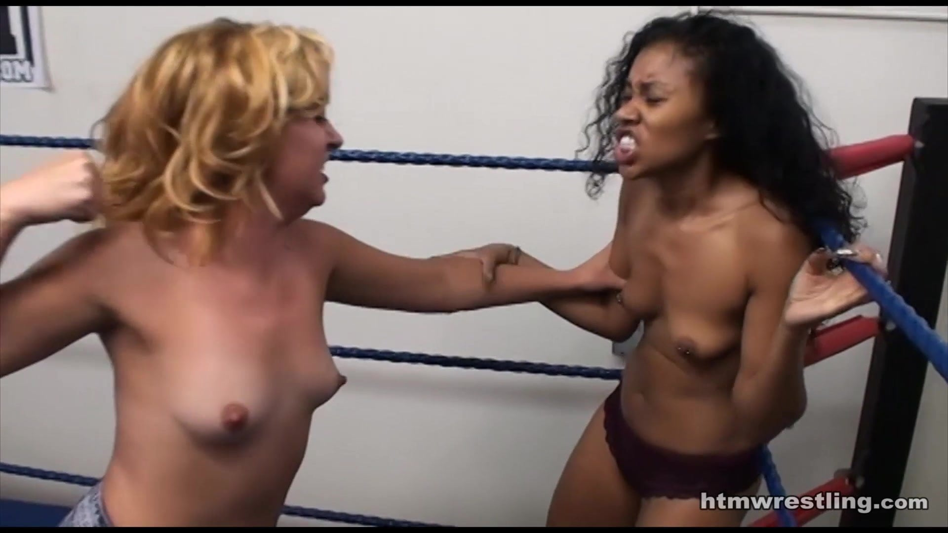 Interracial Catfight Wrestling Black Vs White Free Porn 73-4425