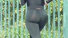 Big Shiny Ass See-Through