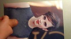 Emma Watson - Cum tribute #3
