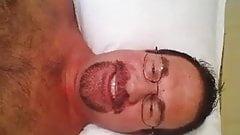 my sexy daddy close up cum