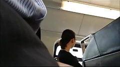 Flash on the train